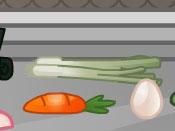 لعبة تحضير الأطباق الشهية