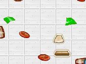 لعبة ساندويتش البورجر الطائر