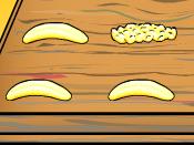 لعبة كعكة الموز