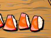 لعبة تجهيز وجبة الجمبري
