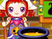لعبة مطبخ الهالوين