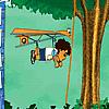 لعبة فتي الغابة