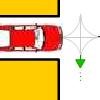 لعبة متاهة السيارات