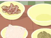 لعبة تجهيز الطعام