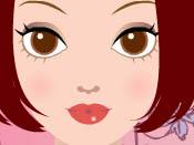 لعبة تجميل الفتاة ذات العيون الساحرة