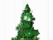لعبة شجرة الكريسماس وتجميلها