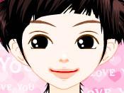 لعبة تجميل بنات جديدة 2012