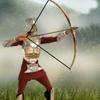 لعبة المحارب القوي