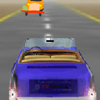 لعبة سباق السيارة الرياضية