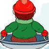 لعبة التزلج علي الجليد