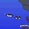 لعبة إنقاذ البطاريق