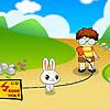 لعبة الأرنب النطاط