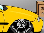 لعبة التعديل على السيارات