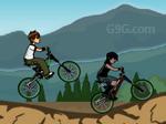 لعبة Ben 10 BMX