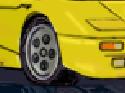 لعبة الهروب من السيارات