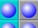 لعبة الكرات الزرقاء