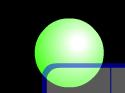لعبة الكرة الخضراء