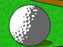 لعبة الجولف الشقيه