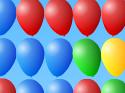 لعبه البالونات