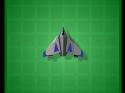لعبة الطائرة الحربية الموجهه