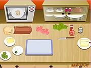 لعبة امي الطباخه
